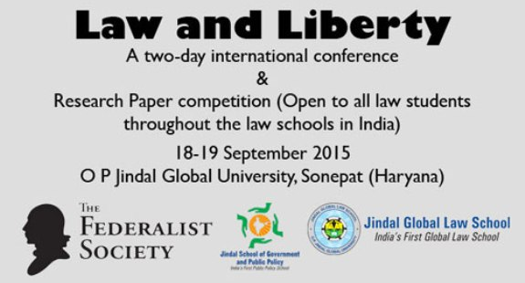 Law and Liberty Conference