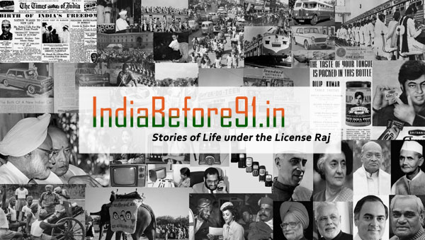 IndiaBefore91 Launch