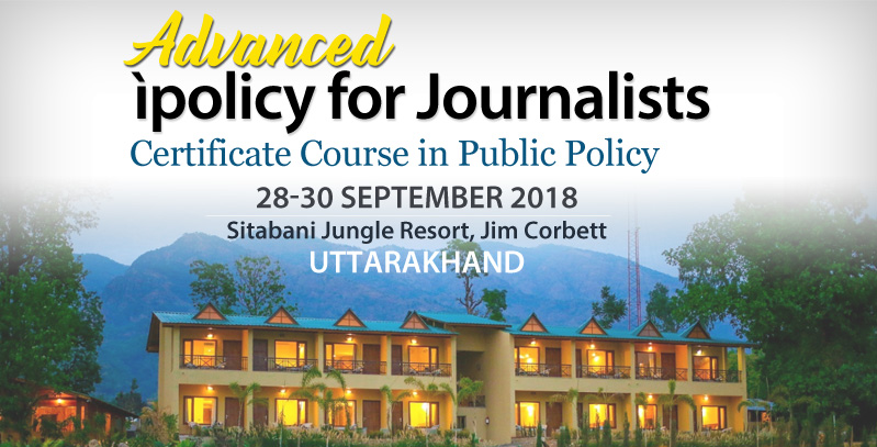 Advanced ipolicy for Journalists (September 2018)