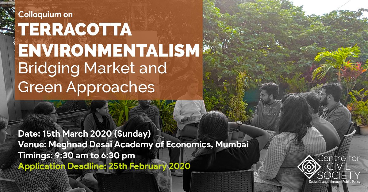 Colloquium on Terracotta Environmentalism