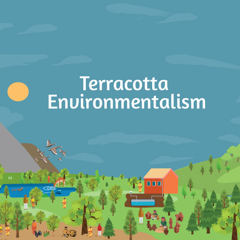 CCS Launches Terracotta Environmentalism!
