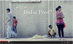 Why is India Poor