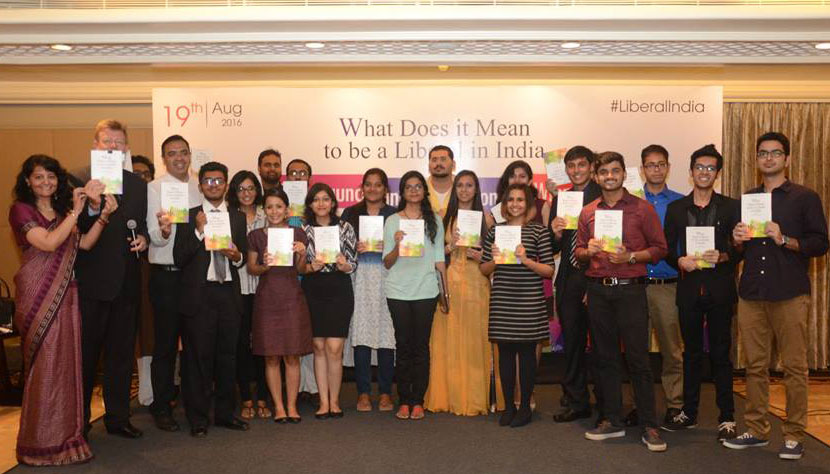 book launch - What Does it Mean to be a Liberal in India
