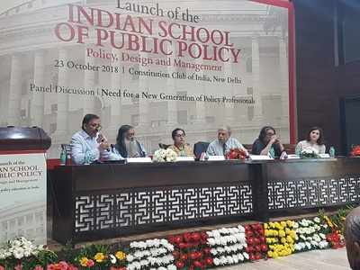 Indian School of Public Policy launched