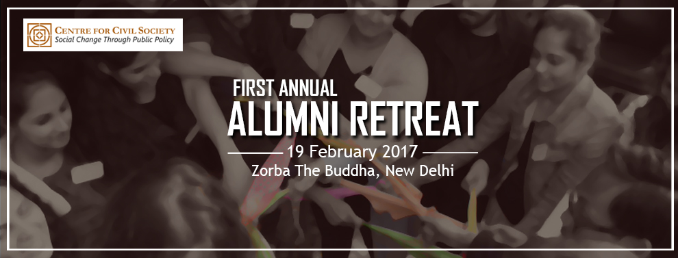 Alumni Retreat 2017