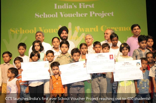 Delhi Voucher Project