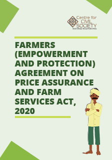 Farmers (Empowerment and Protection) Agreement on Price Assurance and Farm Services Act, 2020