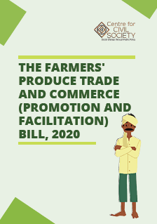 The Farmers' Produce Trade and Commerce (Promotion and Facilitation) Bill, 2020