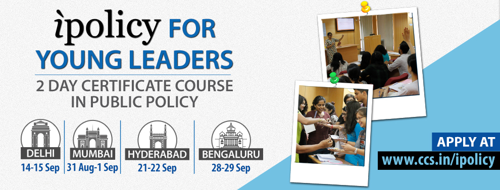 Register now for iPolicy for Young Leaders Program