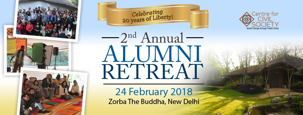 Alumni Retreat 2018