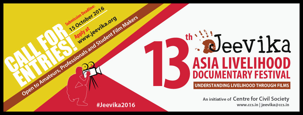 13th Jeevika Asia Livelihood Documentary Festival
