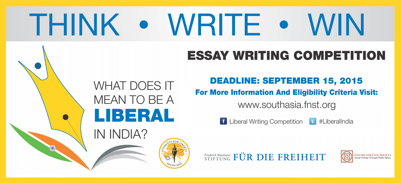 FNF Essay Writing Competition