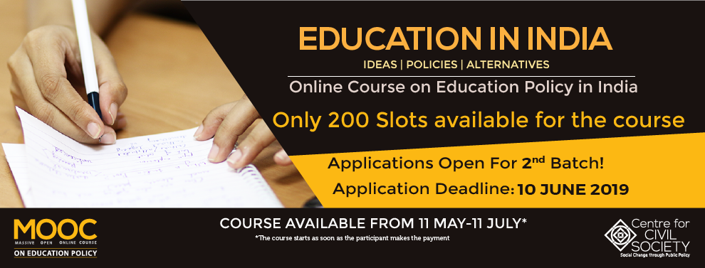 Massive Open Online Course (MOOC) on Education Policy
