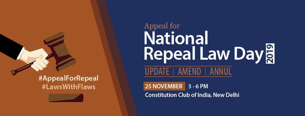 Repeal Law Day 2019