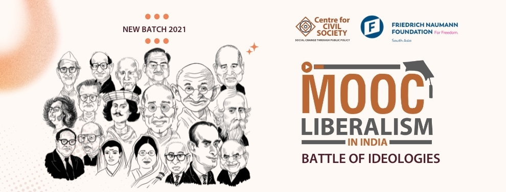 Massive Open Online Course (MOOC) on Liberalism in India