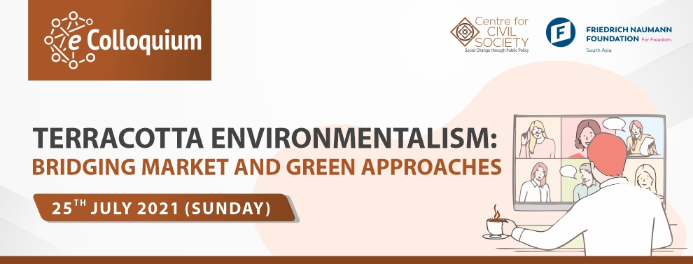 eColloquium on Terracotta Environmentalism: Bridging Market and Green Approaches