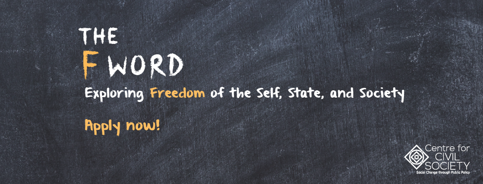 The 'F' Word - Exploring Freedom of the Self, State, and Society