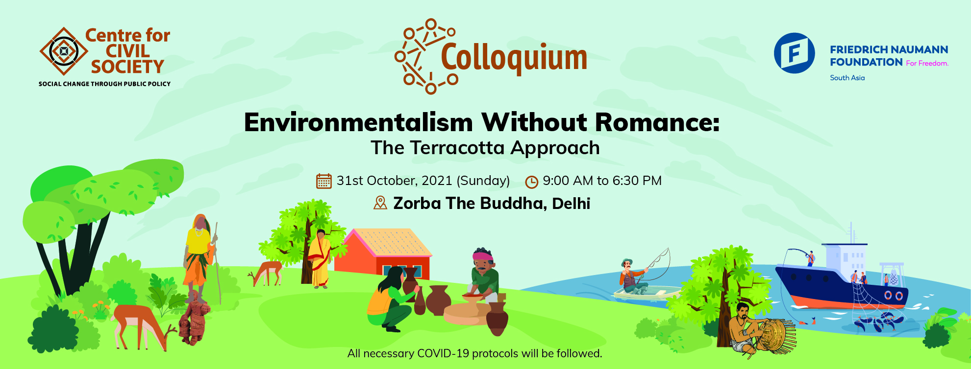 Colloquium on Environmentalism Without Romance: The Terracotta Approach
