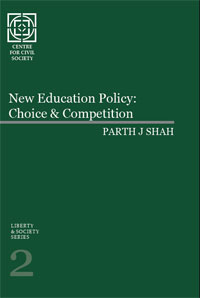 Liberty & Society Series 2 : New Education Policy