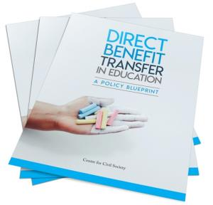 Direct Benefit Transfer in Education - A Policy Blueprint