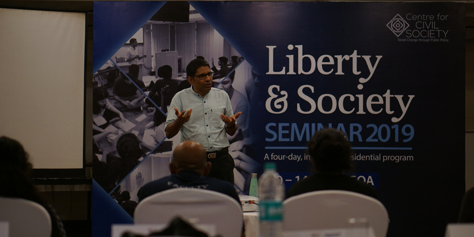 Liberty and society seminar