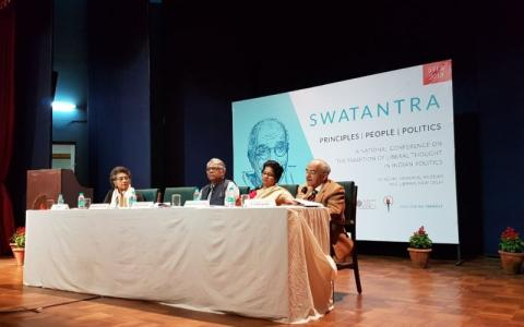 SWATANTRA: PRINCIPLES, PEOPLE, POLITICS