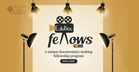 Launch of the EduDoc Film and Policy Fellowship