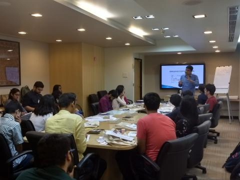 iPolicy in Mumbai and Bangalore- Introducing young leaders to Public Policy