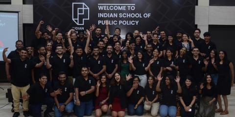 Launch of the Founding Class of Policy Scholars at ISPP