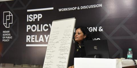 ISPP's  Workshop on Urban Design & Policy Making